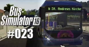BUS-SIMULATOR 16 #23 – Aus Versehen Gelenkbus gekauft | Let's Play Bus Simulator 2016 deutsch HD