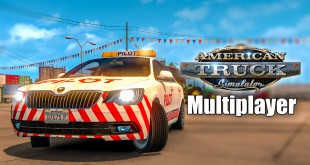 American Truck Simulator Multiplayer #002 – Skoda SuperB Pilot im ATS MP