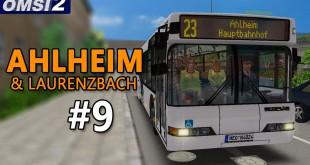 OMSI 2: NEOPLAN N4016 2-Türer auf Ahlheim und Laurenzbach #9 – Am HBF vorbeigerauscht!