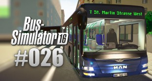 BUS-SIMULATOR 16 #26 – Das Sprüchebuch! | Let's Play Bus Simulator 2016 deutsch HD