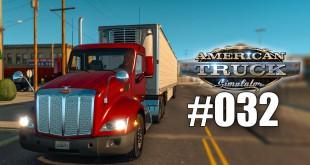 American Truck Simulator #032 – Die zwei Seiten von Product Placements… Let's Play ATS deutsch