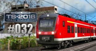 TRAIN SIMULATOR 2016: Die BR 440 Alstom Coradia Continental #032 – Unterwegs im Fugger-Express!