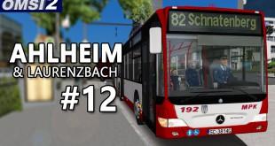 OMSI 2: MB O530G Facelift auf Ahlheim und Laurenzbach #12 – Kommunikation mit Publishern!