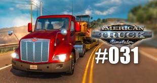 American Truck Simulator #031 – Richtung Arizona! Let's Play American Truck Simulator deutsch