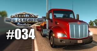 American Truck Simulator #034 – Das Youtube-Kanalwachstum und Schattenseiten! Let's Play ATS deutsch