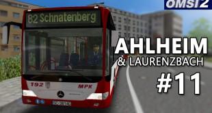 OMSI 2: MB O530G Facelift auf Ahlheim und Laurenzbach #11 – Lotto und Glücksspiel!