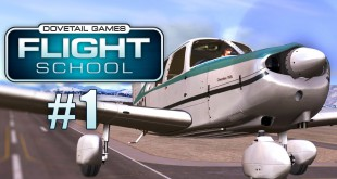 DTG FLIGHT SCHOOL #1: Die Flugschule mit Zenges! Let's Play Flight School deutsch
