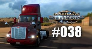 American Truck Simulator #038 – Das Gefühl nach dem Abi! Let's Play ATS deutsch