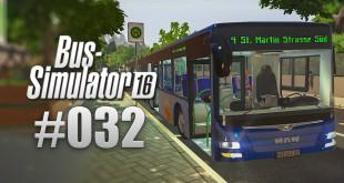 BUS-SIMULATOR 16 #32 – Umweltfreundliche Busse! | Let's Play Bus Simulator 2016 deutsch