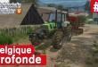 LANDWIRTSCHAFTS-SIMULATOR 15 #6: Dem Helfer helfen! Belgique Profonde Farming Simulator 15