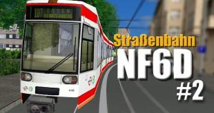 OMSI 2 Straßenbahn NF6D #2 – Von Gelsenkirchen nach Essen-Katernberg!