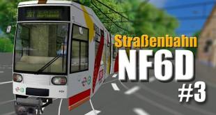 OMSI 2 Straßenbahn NF6D #3 – Bei Regen mit Sound!