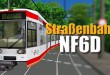 OMSI 2 Straßenbahn Add-on NF6D Essen und Gelsenkirchen – TRAILER der Tram
