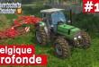 LANDWIRTSCHAFTS-SIMULATOR 15 #16: Rasen mähen! Belgique Profonde