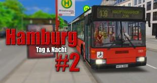 OMSI 2: Hamburg Tag und Nacht mit dem Drei Generationen-Addon #2 – Tolle Simulationen 2016!
