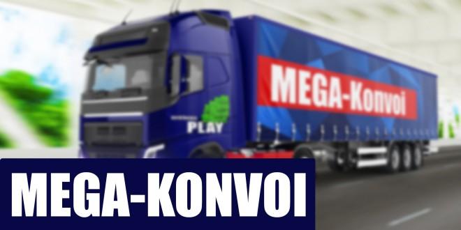 ETS 2 MEGA-KONVOI I Stream! Alle Infos zum Euro Truck Simulator 2-Konvoi!