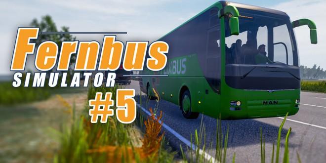 FERNBUS SIMULATOR #5: Eure Meinung zum FBS! I Let's Play Fernbus Simulator deutsch