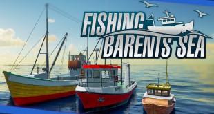 FISHING: BARENTS SEA – Gameplay und Interview zur Schiff- und Angelsimulation!