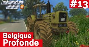 LANDWIRTSCHAFTS-SIMULATOR 15 #13: Katastrophale Milchpreise! Belgique Profonde