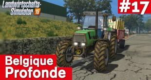 LANDWIRTSCHAFTS-SIMULATOR 15 #17: Simulatoren auf der GAMESCOM! Belgique Profonde