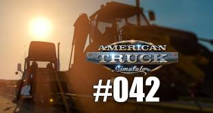 American Truck Simulator #042 – Kritischer Tankfüllstand! Let's Play ATS deutsch