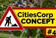 CitiesCorp Concept: PREVIEW #4 vom Städtebau-Simulator: Brötchen ohne Belag?