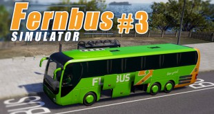 FERNBUS SIMULATOR #3: STAU in Duisburg! I Let's Play Fernbus Simulator deutsch