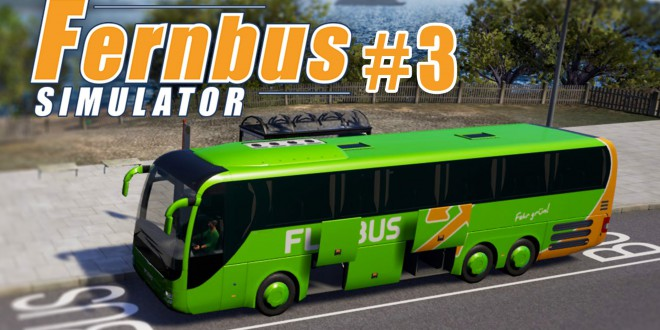 FERNBUS SIMULATOR #3: STAU in Duisburg! I Let's Play Fernbus Simulator deutsch
