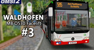 OMSI 2: MB O530 Facelift in WALDHOFEN #3 – Mit Morphi-Soundupdate!