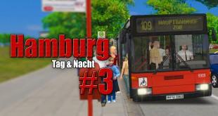 OMSI 2: Hamburg Tag und Nacht mit dem Drei Generationen-Addon #3 – Der Pokemon Go-Hype!