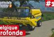 LANDWIRTSCHAFTS-SIMULATOR 15 #19: Urlaubsdienst beim Nachbarn! Belgique Profonde