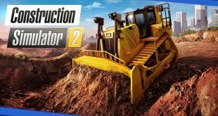 CONSTRUCTION SIMULATOR 2: Gameplay und Entwickler-Interview zum Bau-Simulator 2!