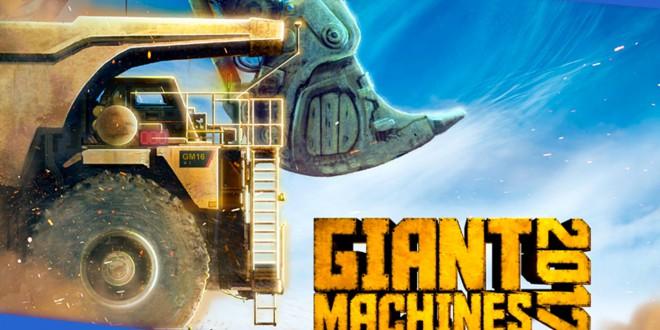 GIANT MACHINES 2017: Entwickler-Interview zur Baumaschinen-Simulation!