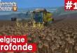 LANDWIRTSCHAFTS-SIMULATOR 15 #15: Das riesige Feld ernten! Belgique Profonde