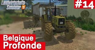 LANDWIRTSCHAFTS-SIMULATOR 15 #14: Geld verdienen! Belgique Profonde