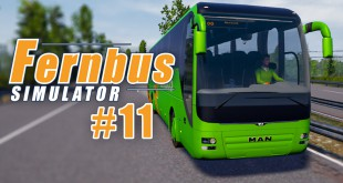 FERNBUS SIMULATOR #11: IN KÖLN! I Let's Play Fernbus Simulator deutsch