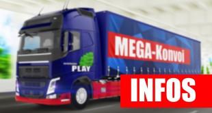 LIVESTREAM, 21 Uhr: Infos zum ETS 2 MEGA-KONVOI