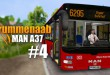 OMSI 2: Krummenaab mit dem  MAN A37 #4 – Mit dem DB-Bus in Richtung Tschechien!