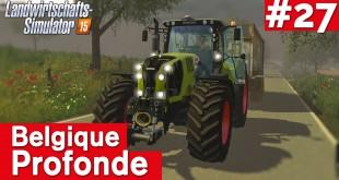 LANDWIRTSCHAFTS-SIMULATOR 15 #27: Hektik auf dem Hof! Belgique Profonde
