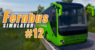 FERNBUS SIMULATOR #12: Froster-Klimaanlage! I Let's Play Fernbus Simulator deutsch