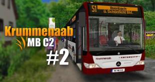 OMSI 2: Krummenaab mit dem MB O530 Facelift #2 – Unterwegs auf der IC-Linie!