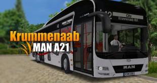 OMSI 2: Krummenaab mit dem MAN A37 – Live und direkt!