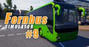FERNBUS SIMULATOR #9: Beleuchtung bei Nachtfahrt! I Let's Play Fernbus Simulator deutsch