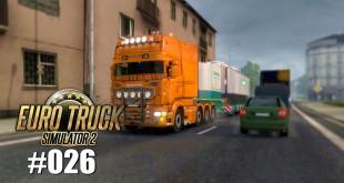 Euro Truck Simulator 2 #026: Mit dem Biest und Siemens-Trafo fahren! Let's play ETS 2 deutsch