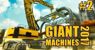GIANT MACHINES 2017 #2 – Erz abbauen! Let's Play GIANT MACHINES 2017 deutsch