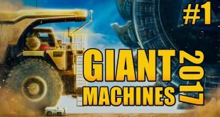 GIANT MACHINES 2017 #1 – Riesen-Bagger reparieren! Let's Play GIANT MACHINES 2017 deutsch