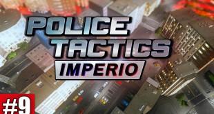 POLICE TACTICS: IMPERIO #9 – Zu wenig Polizei! I Let's play POLICE TACTICS: IMPERIO deutsch