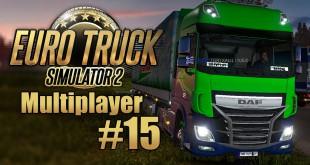 Euro Truck Simulator 2 Multiplayer #15: LKW-Fahrer, die den ETS spielen! I ETS 2 deutsch