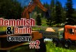 DEMOLISH AND BUILD COMPANY 2017 #2: Reiß die Hütte ein! Let's Play Demolish Simulator 17