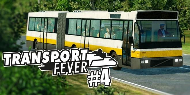 TRANSPORT FEVER #4: Die zerstörte Brücke! I Transport Fever deutsch PREVIEW